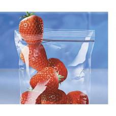 Использование пакетов zip-lock для заморозки овощей и фруктов
