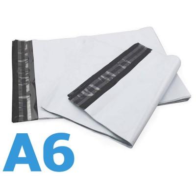 Курьерские пакеты А6 – 125х190+40 мм