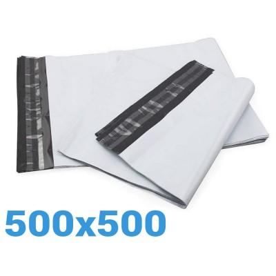 Курьерские пакеты А3++ 500х500+40 мм без кармана